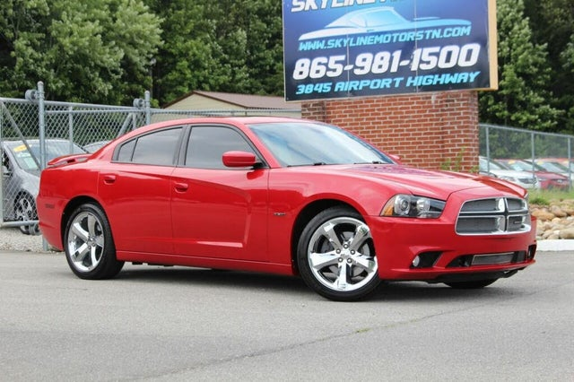 Used 2011 Dodge Charger R T Max Rwd For Sale Near You Cargurus