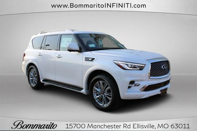 New INFINITI QX80 for Sale in Saint Louis, MO - CarGurus