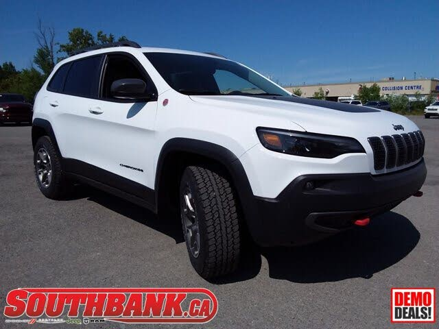 2020 Jeep Cherokee Trailhawk Elite 4WD