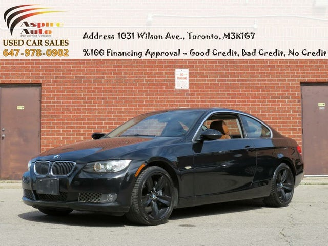 2008 BMW 3 Series 335xi Coupe AWD