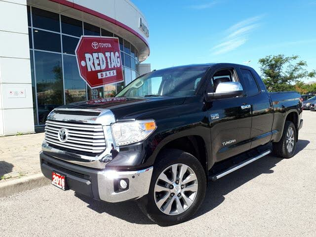 2016 Toyota Tundra Limited Double Cab 5.7L 4WD