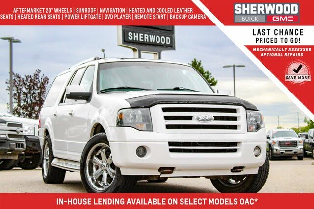 2009 Ford Expedition Limited Max