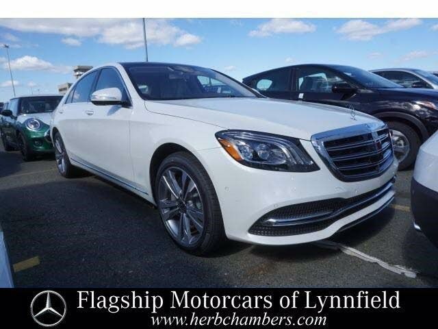 2019 Mercedes-Benz S-Class for Sale in Westwood, MA - CarGurus