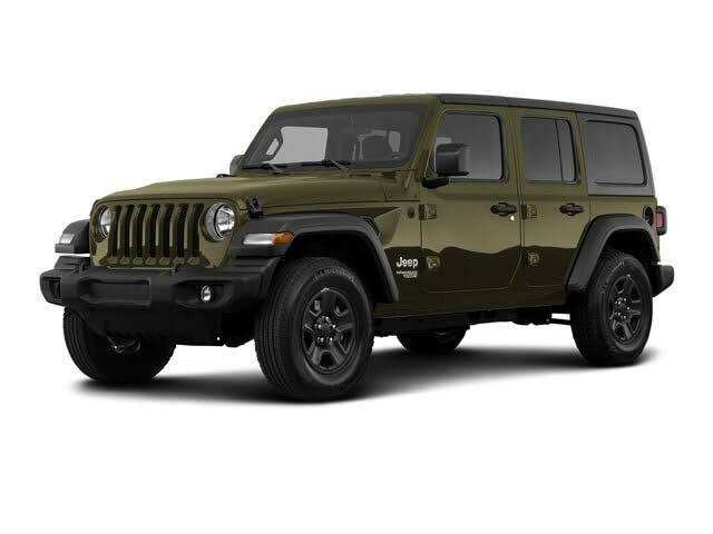 2021 Jeep Wrangler Unlimited Sport 80th Anniversary 4WD