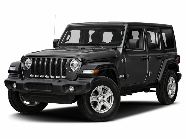 2021 Jeep Wrangler Unlimited Sahara Altitude 4WD