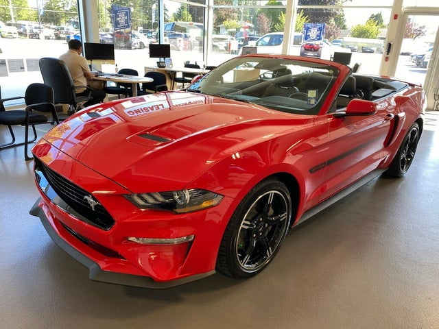 2020 Ford Mustang Gt Coupe Premium