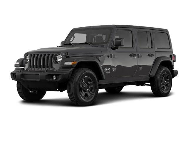 2021 Jeep Wrangler Unlimited Sport 4WD