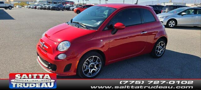 2019 FIAT 500 Pop Hatchback FWD