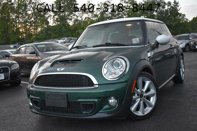 2013 MINI Cooper S Hatchback FWD