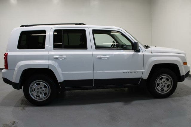 2014 Jeep Patriot North All Season 4WD