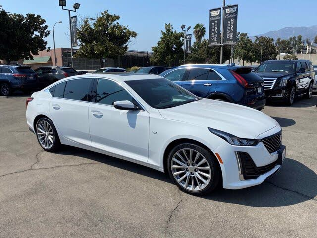 Used 2020 Cadillac Ct5 For Sale With Photos Cargurus
