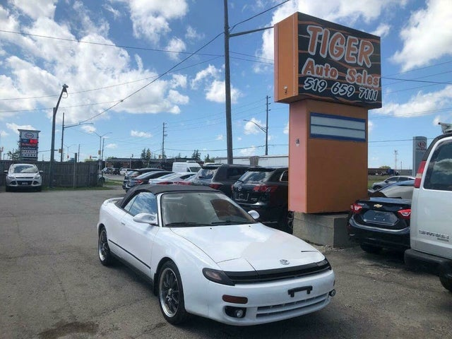 1993 Toyota Celica GT Convertible FWD