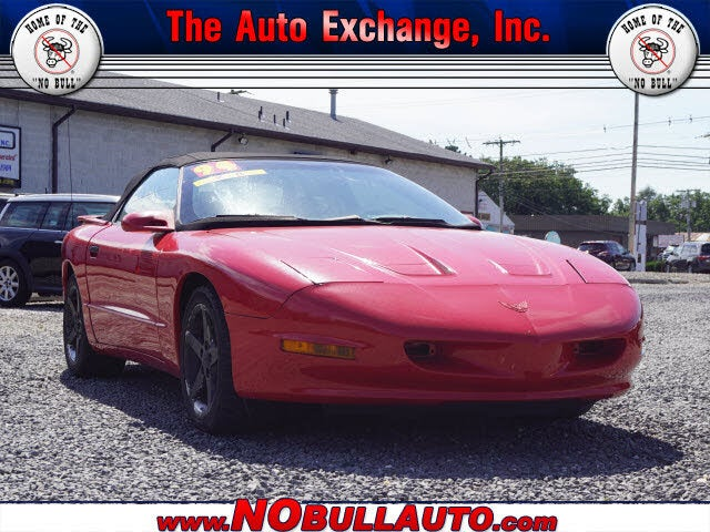 1994 Pontiac Firebird Trans Am GT Convertible