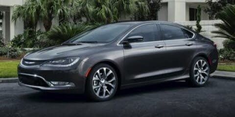 2016 Chrysler 200 LX Sedan FWD