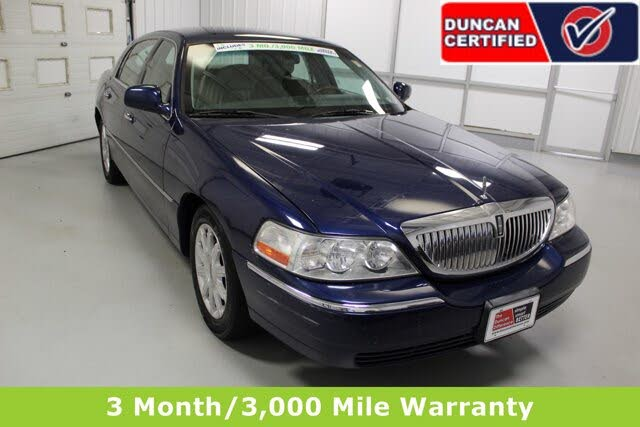 Used Lincoln Town Car For Sale Right Now Cargurus