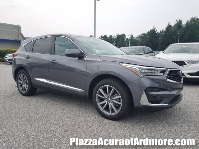 2021 Acura RDX SH-AWD with Technology Package