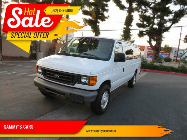 2007 Ford E-Series E-350 Super Duty XL Extended Passenger Van