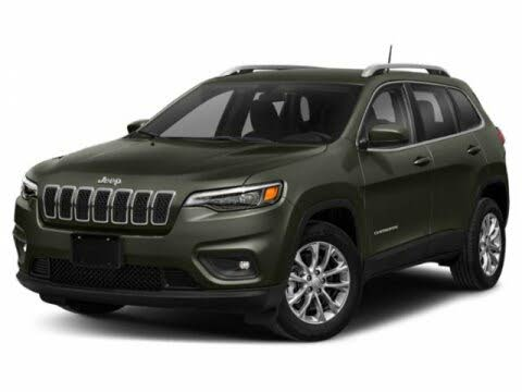 2021 Jeep Cherokee 80th Anniversary 4WD