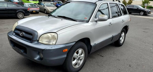 used 2004 hyundai santa fe for sale right now cargurus used 2004 hyundai santa fe for sale