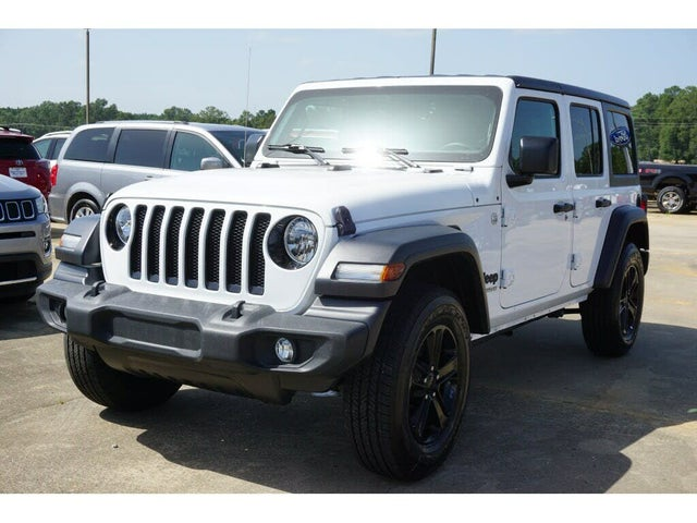 2020 Jeep Wrangler Unlimited Sport Altitude 4WD
