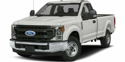 2020 Ford F-350 Super Duty XL Crew Cab LB 4WD