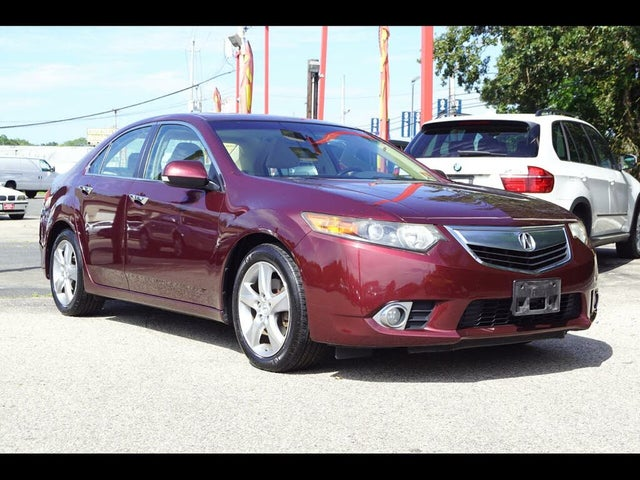 2011 Acura TSX Sedan FWD with Technology Package