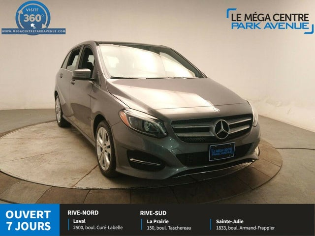 2017 Mercedes-Benz B-Class B 250 Sports Tourer AWD