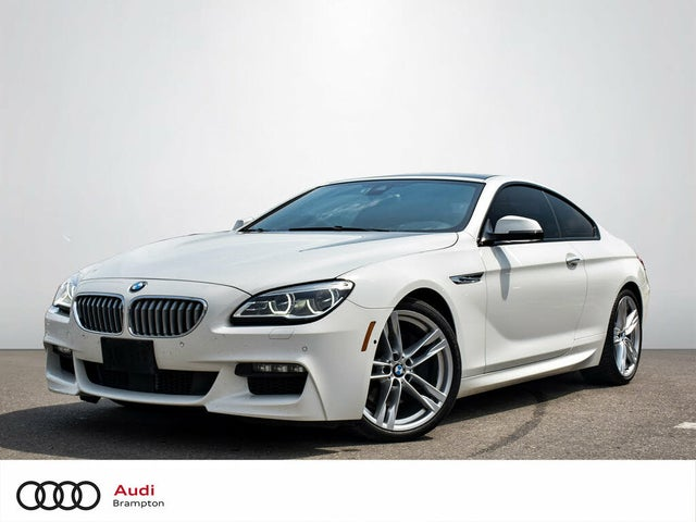 2017 BMW 6 Series 650i xDrive Coupe AWD