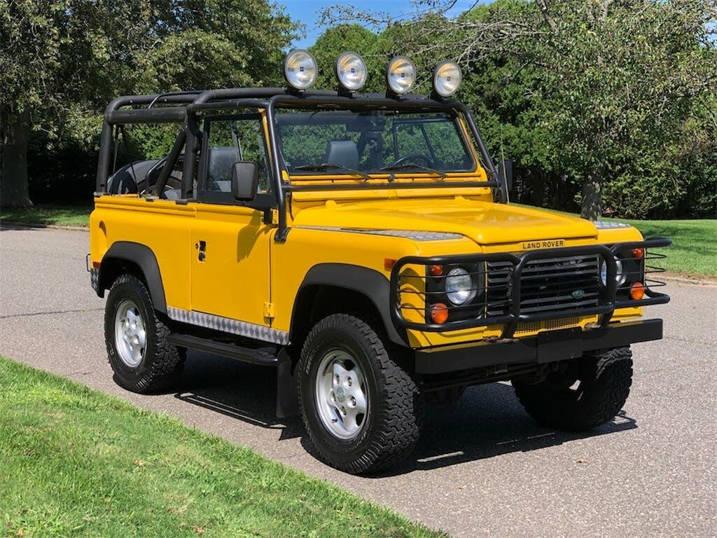 Used Land Rover Defender For Sale Right Now Cargurus
