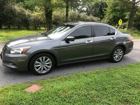 2011 Honda Accord EX-L V6