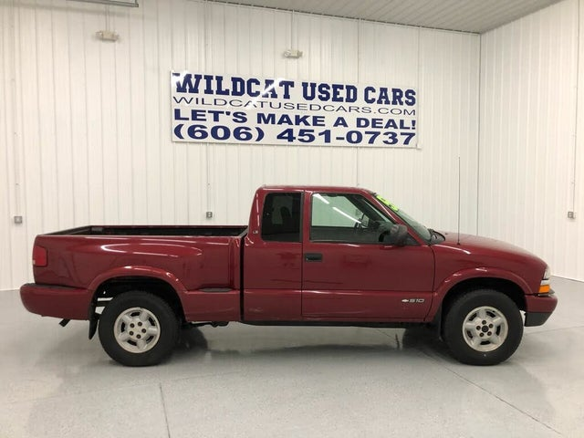 2003 Chevrolet S-10 LS Extended Cab 4WD