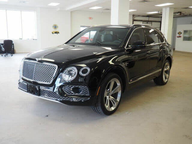 2018 Bentley Bentayga W12 Activity Edition AWD