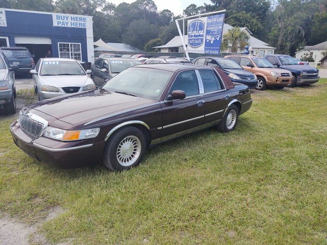 used mercury grand marquis for sale in jacksonville fl cargurus used mercury grand marquis for sale in