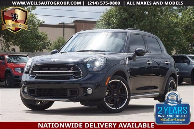 2016 MINI Countryman S ALL4 AWD