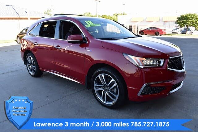 2018 Acura MDX Hybrid Sport SH-AWD with Advance Package