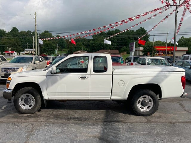 2012 GMC Canyon Work Truck Ext. Cab 4WD