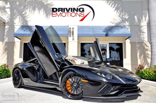 used 2019 lamborghini aventador for sale right now cargurus used 2019 lamborghini aventador for