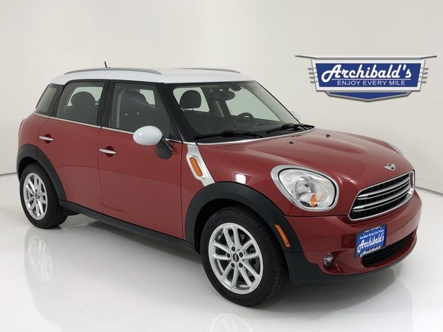 2015 MINI Countryman FWD