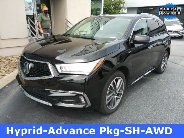 2019 Acura MDX Hybrid Sport SH-AWD with Advance Package