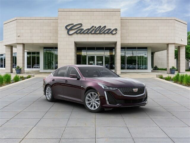 2021 Cadillac CT5 for Sale in Iowa - CarGurus