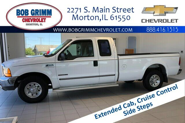 2000 Ford F-250 Super Duty XLT Extended Cab SB