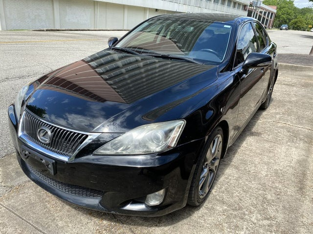 2009 Lexus IS 350 350 RWD