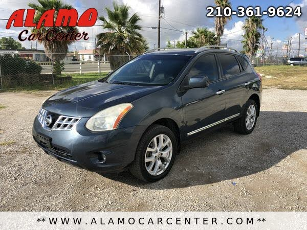 2013 Nissan Rogue SV with SL