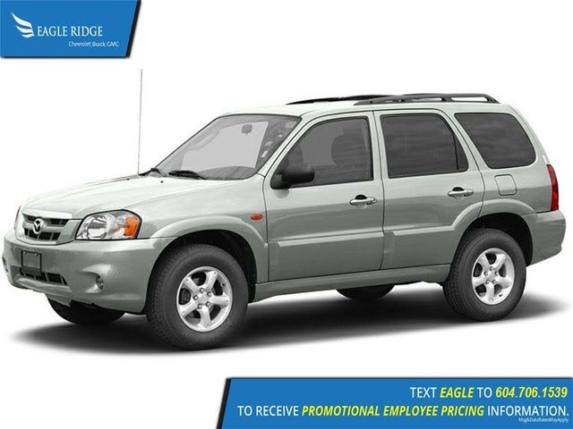 2006 Mazda Tribute GX AWD V6