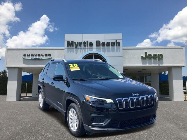 2021 Jeep Cherokee for Sale in Myrtle Beach, SC - CarGurus
