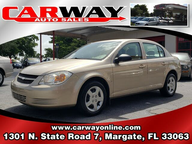 2006 Chevrolet Cobalt LS Sedan FWD