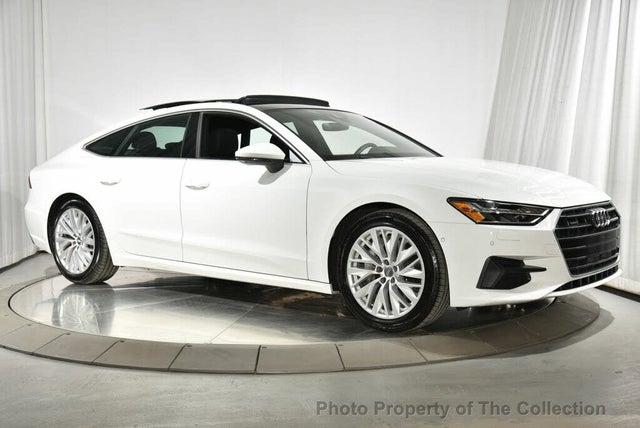 2020 Audi A7 3.0T quattro Premium Plus AWD