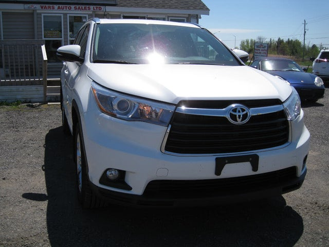 2015 Toyota Highlander Limited AWD