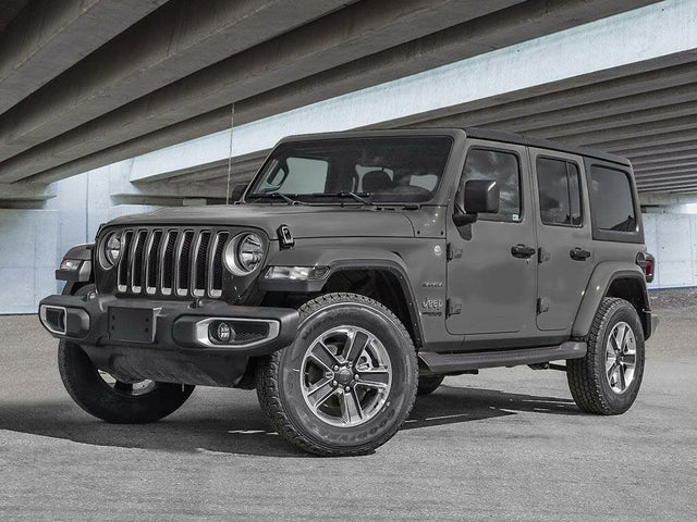 2021 Jeep Wrangler Unlimited Sahara 4WD