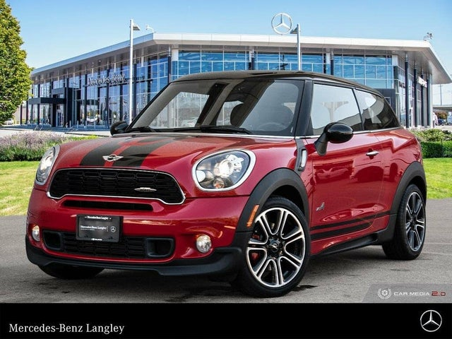 2013 MINI Cooper Paceman John Cooper Works ALL4 AWD